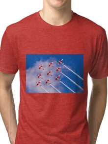 PC-7 Underside Tri-blend T-Shirt