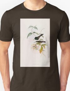 A monograph of the Trochilidæ or family of humming birds by John Gould 1861 V2 230 Heliodoxa Otero T-Shirt