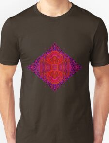 Psychedelic Abstract colourful work 21(part) T-Shirt