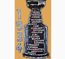 Chicago Blackhawks - 1934 Unisex T-Shirt