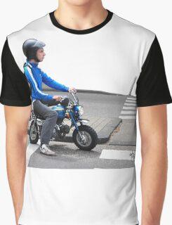Classy Ride Honda z50 Graphic T-Shirt