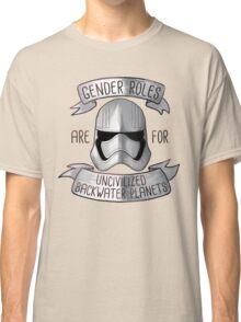 Uncivilized Backwater Classic T-Shirt