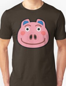 CURLY ANIMAL CROSSING T-Shirt