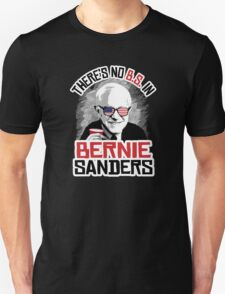 There's no B.S. in Bernie Sanders T-Shirt