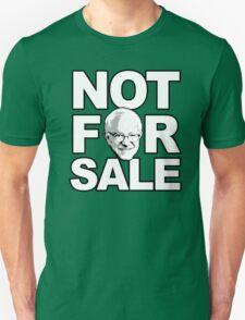 Bernie is not for sale Unisex T-Shirt