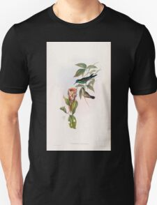 A monograph of the Trochilidæ or family of humming birds by John Gould 1861 V2 242 Thalurania Glaucopis T-Shirt
