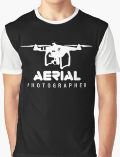 Aerial Photographer Graphic T-Shirt