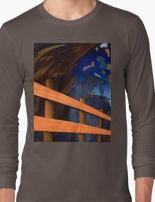 Fence Post Long Sleeve T-Shirt