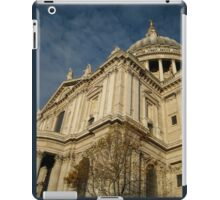 St. Paul's Cathedral iPad Case/Skin
