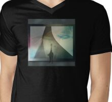 V E C Ŧ O R ||ǂ|| P R Δ S M Mens V-Neck T-Shirt
