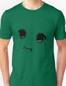 :I manga face Unisex T-Shirt