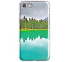 Bow River, Banff, Alberta, Canada iPhone Case/Skin