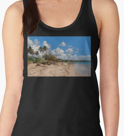 Tropical Breezes Women's Tank Top