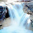 Elbow Falls Pre Flooding of 2013-Kananaskis, Alberta, Canada by Laurast