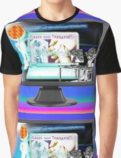 Thanatosensitivity Graphic T-Shirt