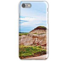 Drumheller Hoodoos - Alberta, Canad iPhone Case/Skin