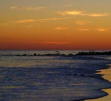 A Christmas Eve Sunset by barnsis