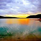 Barrier Lake, Kananaskis, Alberta, Canada by Laurast