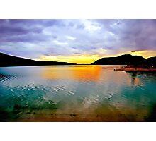 Barrier Lake, Kananaskis, Alberta, Canada Photographic Print