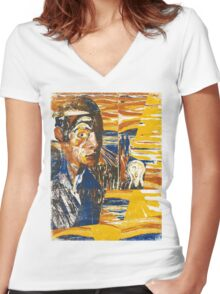 experience Women's Fitted V-Neck T-Shirt