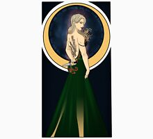 Art Nouveau Aelin Ashyver Galathynius - Throne of Glass Unisex T-Shirt