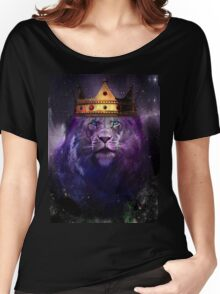 The Space King Women's Relaxed Fit T-Shirt