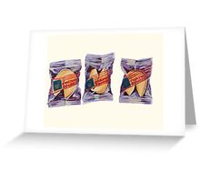 Fortune Cookies Greeting Card