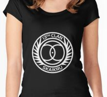 The 100 - Coalition Symbol Women's Fitted Scoop T-Shirt