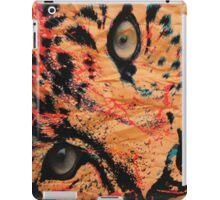 Paper Cheetah iPad Case/Skin