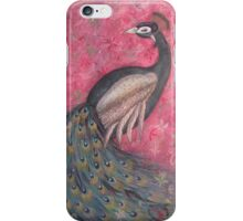 Peacock Royalty iPhone Case/Skin