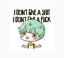 Yoongi doesn't give a sh*t Unisex T-Shirt