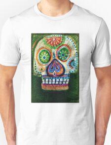 day of the dead - Juntate con lobos y aprenderás a aullar T-Shirt