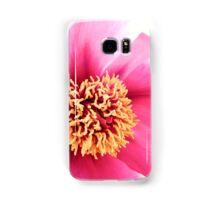 Spring Altered Pink Peony Samsung Galaxy Case/Skin