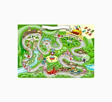 Cars Racing Tale Game Fantasy Classic T-Shirt