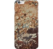 Big Bad Wolf Abstract  iPhone Case/Skin