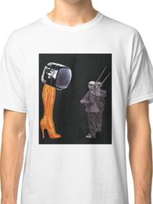 Under Scrutiny of the Boot Classic T-Shirt