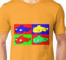 Fish warhol like Unisex T-Shirt