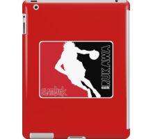 Rukawa Kaede iPad Case/Skin