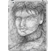 Portrait Study. iPad Case/Skin