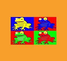 Frog warhol like Unisex T-Shirt