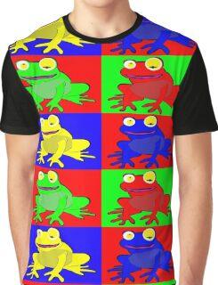 Frog warhol like Graphic T-Shirt