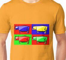 Pig Warhol like Unisex T-Shirt