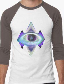 Edwards Eye Men's Baseball ¾ T-Shirt