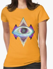 Edwards Eye Womens Fitted T-Shirt