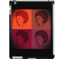 Black Female Pride  iPad Case/Skin