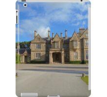 Muckross House iPad Case/Skin