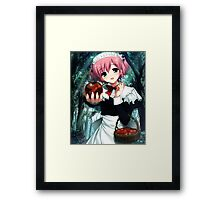 Want Some Apple Framed Print
