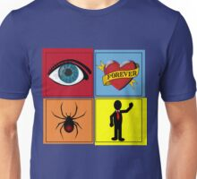 I Love Spider Man (TWO) Unisex T-Shirt