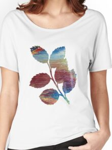Holly branch Women's Relaxed Fit T-Shirt