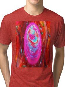 Swirls Tri-blend T-Shirt